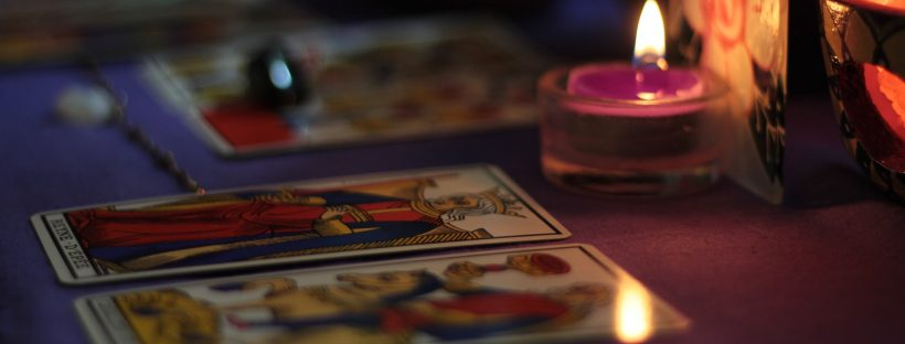 BASIC TAROT ON 27 APR: SIGN UP NOW!
